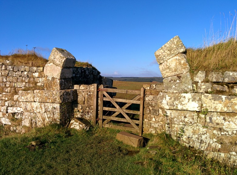 Arched Gateway nr. Milecastle 71