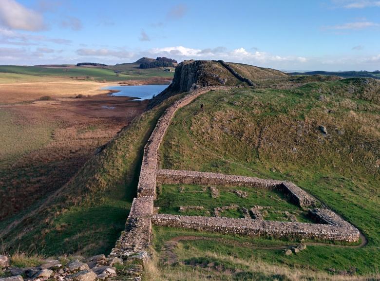 Steel Rigg, Hadrian's Wall, 2014