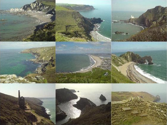 Coastal Montage