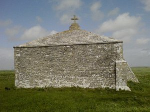 St Aldhelms Head Chapel
