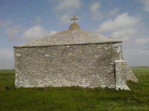 St Aldhelms Head Chapel