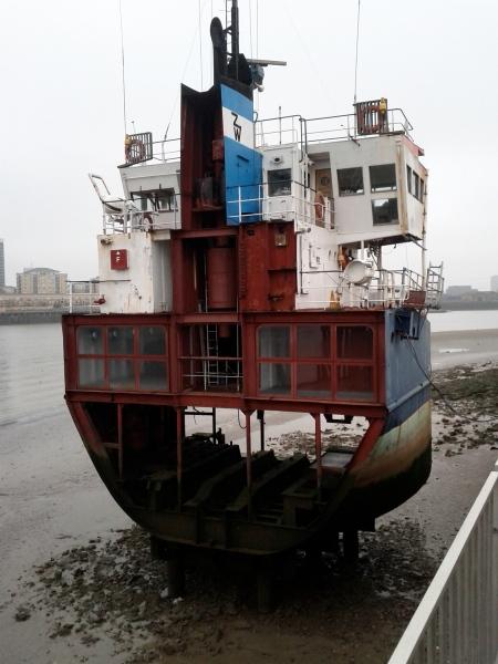 Thames artwork