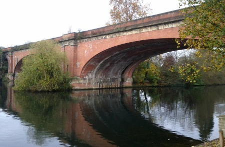 Sounding Arch, Maidenhead - Isambard Kingdon Brunel, 1838