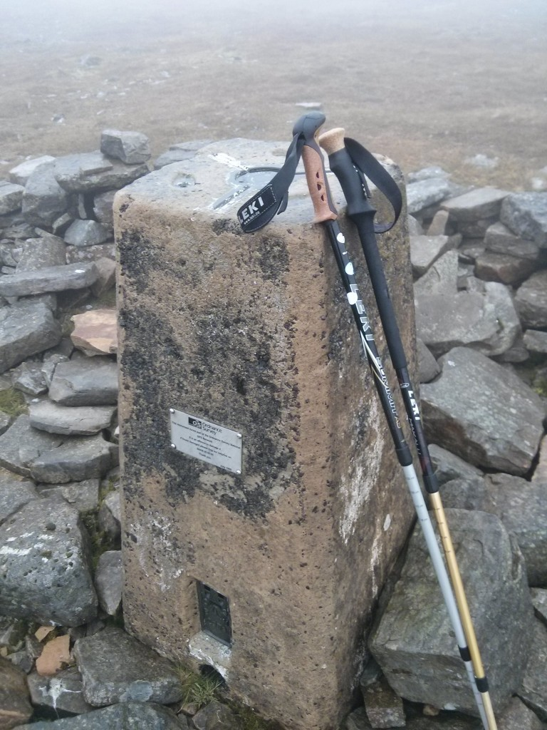 Cross Fell Trig Point